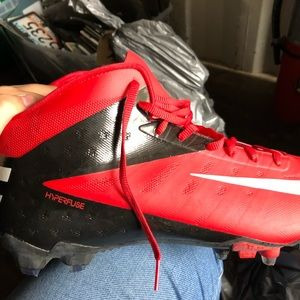 Other - Men's size 13 Nike hyperfuse cleats .